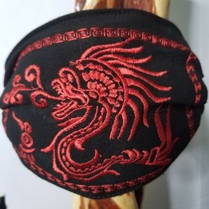 MASK MEXICAN EMBROIDERED MEN'S